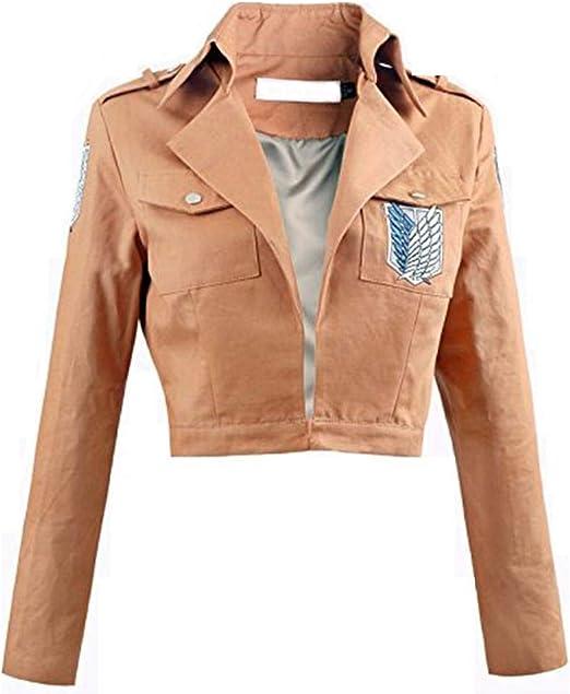 Attack on Titan Cosplay Costume Awareness TRUPP Jacket