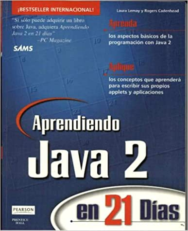 Teach Yourself Java In 21 Days Ebook