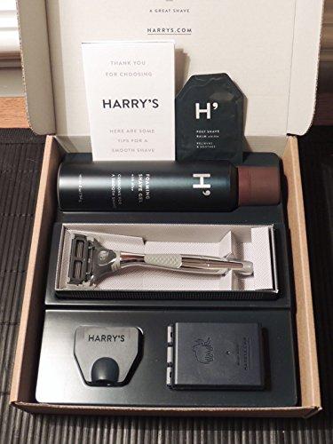 harrys-newest-design-winston-silver-handle-3-razor-blade-cartridges-set-shave