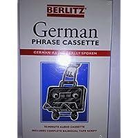German Phrase Cassette *6226