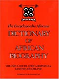 The Encyclopaedia Africana - Dictionary of African Biography, , 0917256212