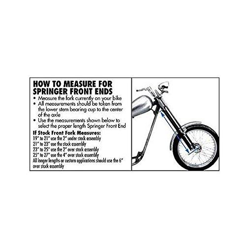 Bikers Choice Stock Springer Forks For Harley Davidson