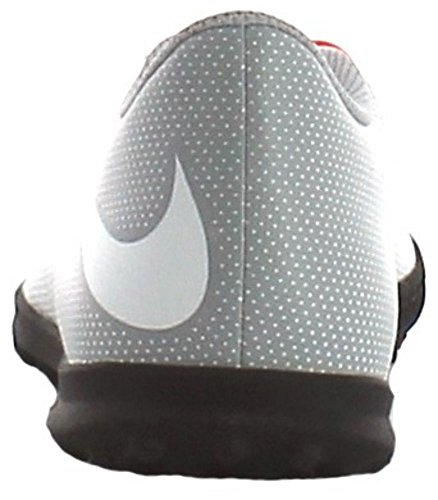 TF Grey White Crimson Football Homme de Blanco Chaussures Nike Bravatax White total wolf II EwxqzAx1OP