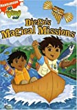 DVD : Go Diego Go! - Diego's Magical Missions