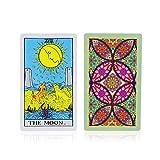 MandAlimited Basic 78 Tarot Cards Deck
