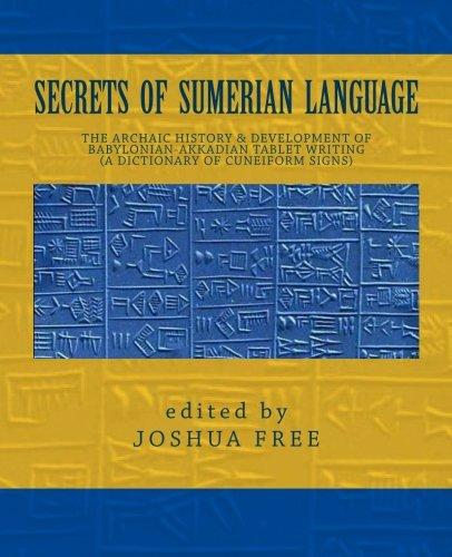 CUNEIFORM: THE WRITING FORM OF MESOPOTAMIA