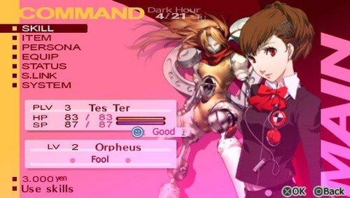 Shin Megami Tensei: Persona 3 Portable - Sony PSP by Atlus (Image #3)
