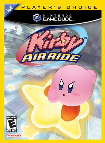 Kirby Air Ride (25 Best Gamecube Games)