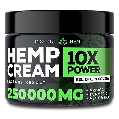 Instant Hemp Pain Relief