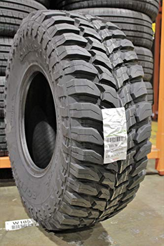 33 Inch Mud Tires - Road One Cavalry M/T Mud Tire RL1264 33 12.50 15 33x12.50-15, C Load Rated