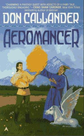 book cover of Aeromancer