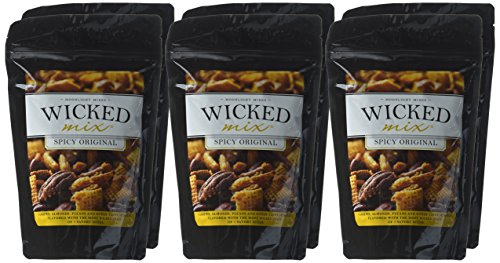Review Wicked Mix Spicy Original,