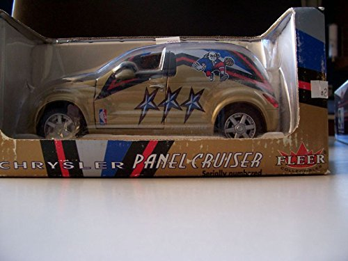 2002 PANEL CRUISER PHILADELPHIA 76ERS DIECAST 1:24 (Panel Cruiser)
