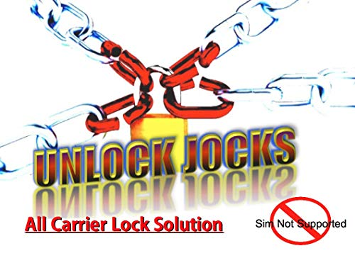 Unlocker ALL CARRIERS Network Card for iPhone Sim Carrier Card Supports newest iOS Straight Talk Sprint T-Mobile Verizon AT&T Fido DoCoMo get 4G LTE X 8 8+ 7+ 7 6S+ 6S 6 6+ SE 5C 5S 5 by Unlock Jocks