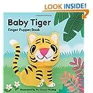 Baby Tiger: Finger Puppet Book (Finger Puppet Books)