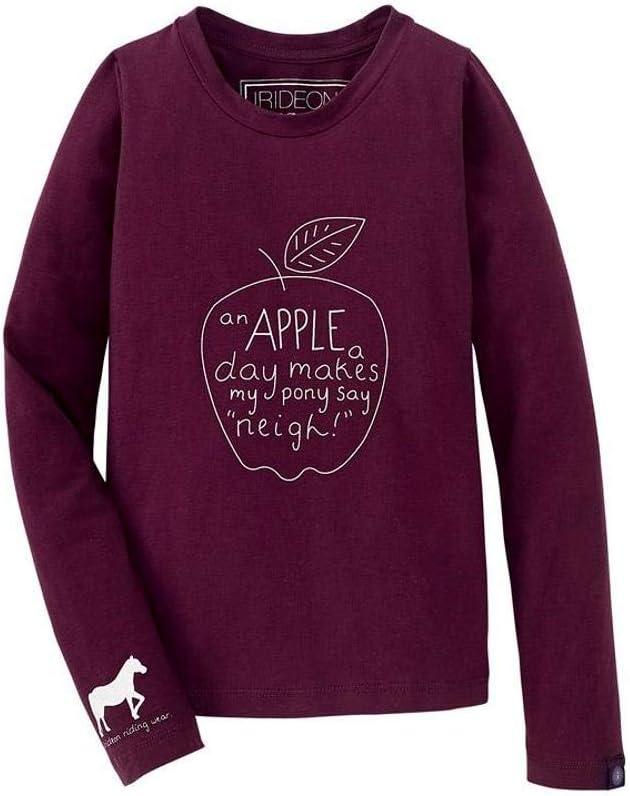 Irideon Kids Apple A Day Tee,