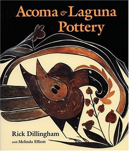 Acoma & Laguna Pottery