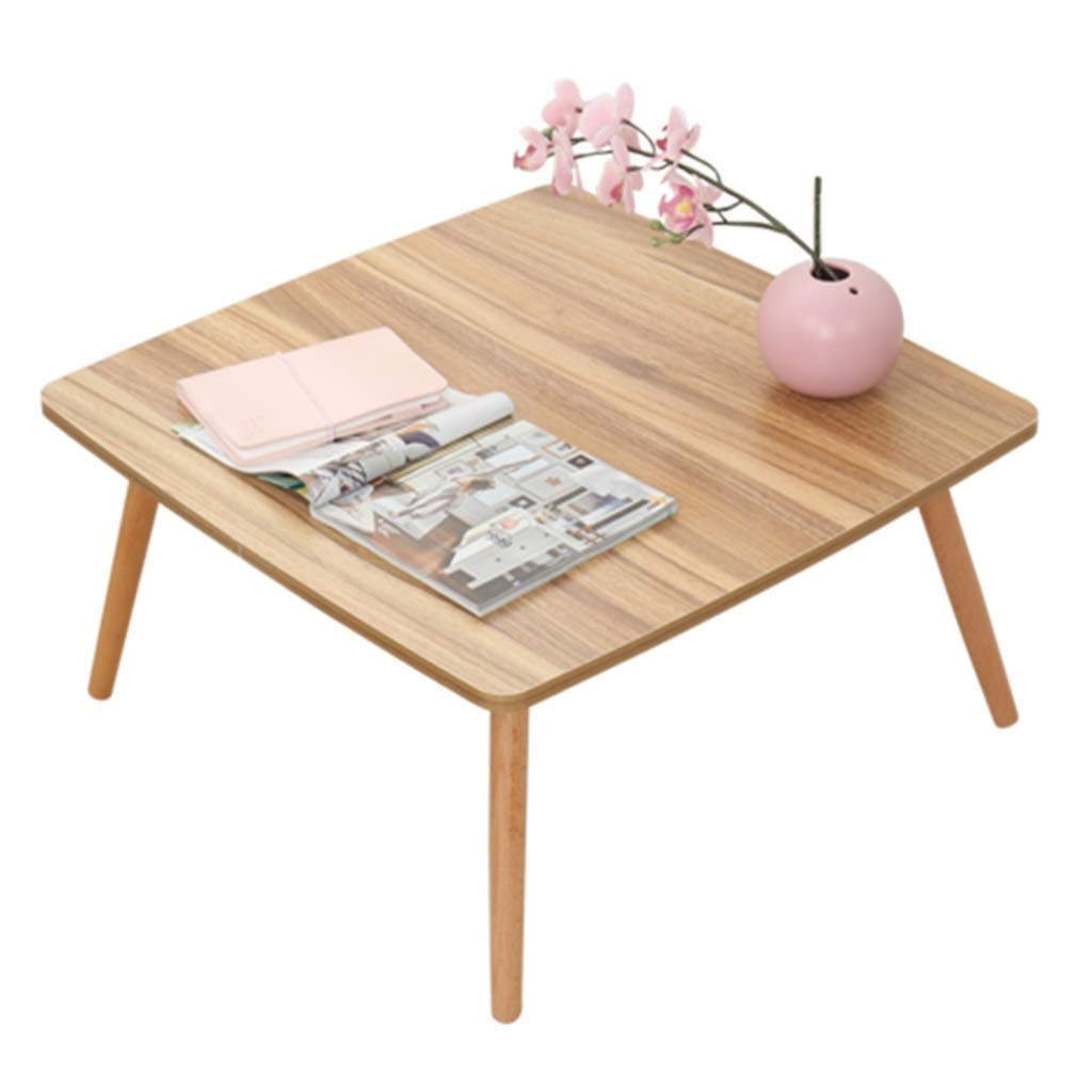 505030cm Fold Away Table -Grljd Bed Portable Folding Computer Desk Office Simple Folding Dormitory Bedroom Multi-Function Lazy Small Table Multi-Size Optional Portable Camping Table (Size   50  50  30cm)