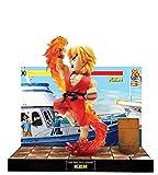 Street Fighter SD T.N.C.-02 The New Challenger Ken Figure Set