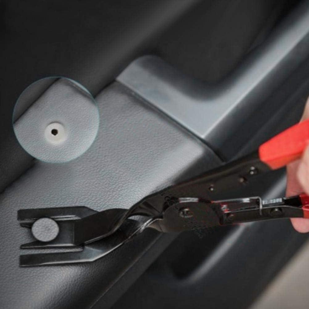 HGY 3Pcs T/ürverkleidung Nieten Clips Zangen Fastener Remover Puller Stemmeisen Tool Kit