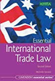 img - for Essential International Trade Law 2/e (Australian Essential Series) book / textbook / text book