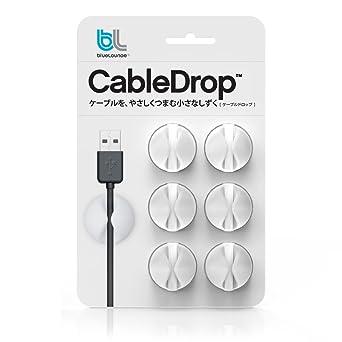 Bluelounge Cabledrop Cable Drop White Collar Set Bld Cd Wt Japan Import Gewerbe Industrie Wissenschaft