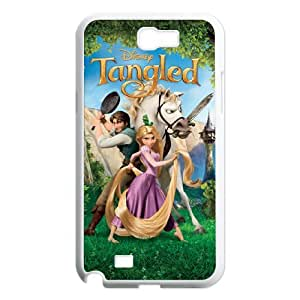 Tangled,Rapunzel for Samsung Galaxy Note 2 N7100 Phone Case Cover M5083