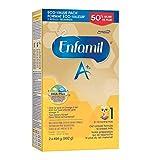Enfamil A+ Baby Formula, Powder Refill Box, 992g