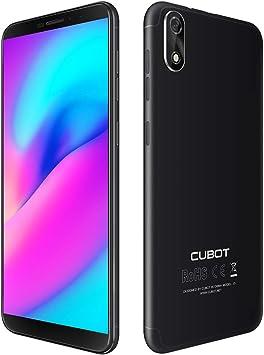 Unlocked Cellphone, Cubot J3 Smartphone 3G 5.0 Pulgadas 18: 9 ...