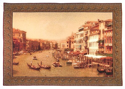 Venice I Tapestry Wall Hanging