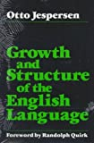 img - for Growth and Structure of the English Language book / textbook / text book