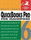 QuickBooks Pro 6 for Macintosh, Maria Langer, 0321246152