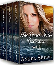 The Greek Isles Collection Vol. 2 (The Greek Isles Series)