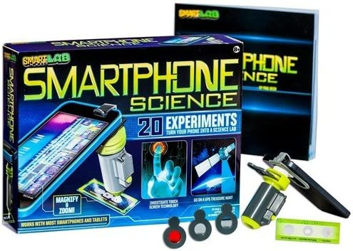 SmartLab Smartphone Ciencia Juego Juguete: Amazon.es: Juguetes y ...