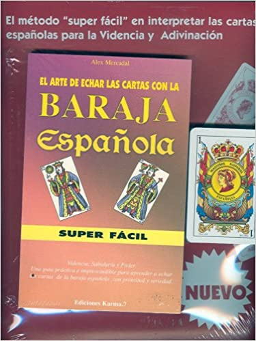 Baraja espanola superfacil, con barajas (Spanish Edition ...