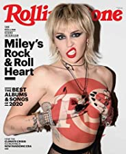 Rolling Stone Magazine (January, 2021) Miley Cyrus Cover