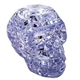 44 Thermolove 3D Decoration Model Toy Crystal Puzzle Game Toy Skull-Transparent