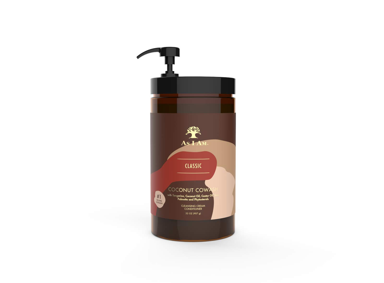 As I Am Coconut Cowash Cleansing Conditioner 32 ounce by As I Am