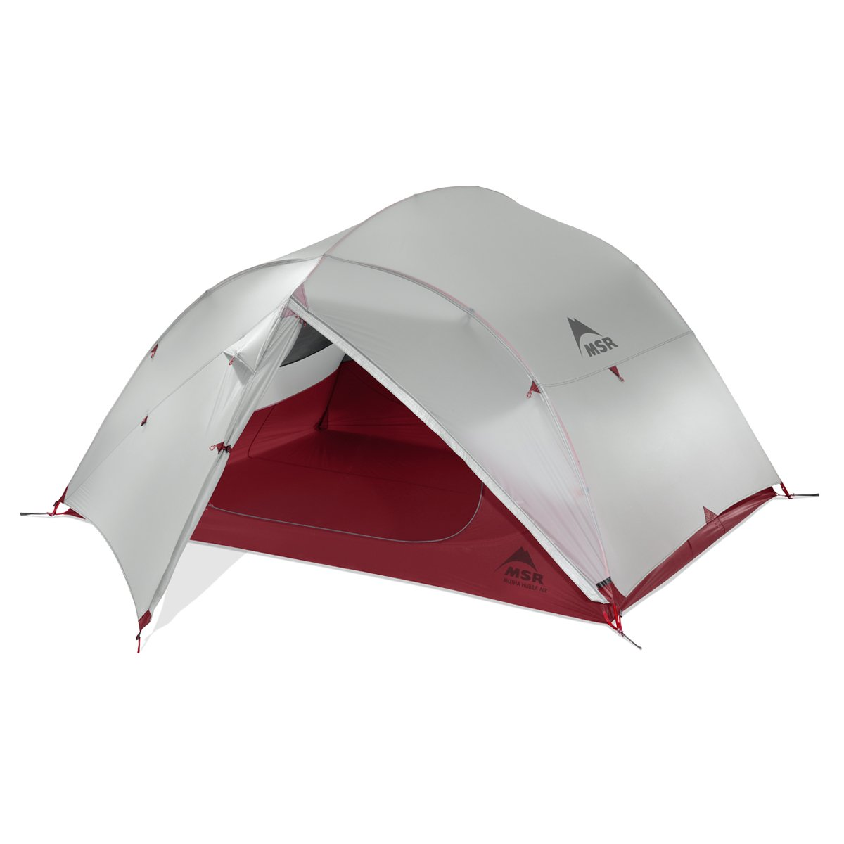 MSR Mutha Hubba NX Tent, Red by MSR (Image #1)
