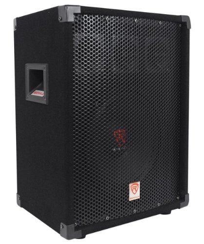"""Rockville RSG10 10"""" 400 Watt 8-Ohm 2-Way Passive DJ/Pro PA Speaker (Speaker 400w)"""