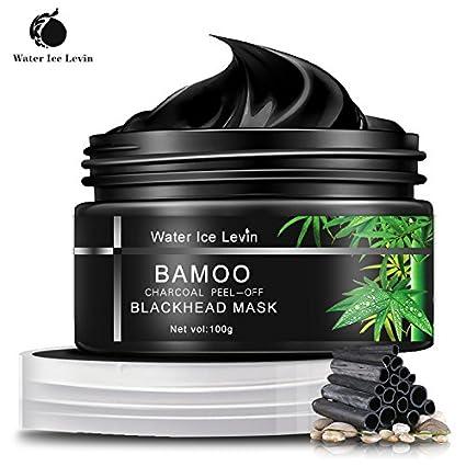 Carbón De Bambú Máscara Negra | BINKBANGBANGDA Mascarilla Para Remove Los Puntos Negros Las Espinillas |