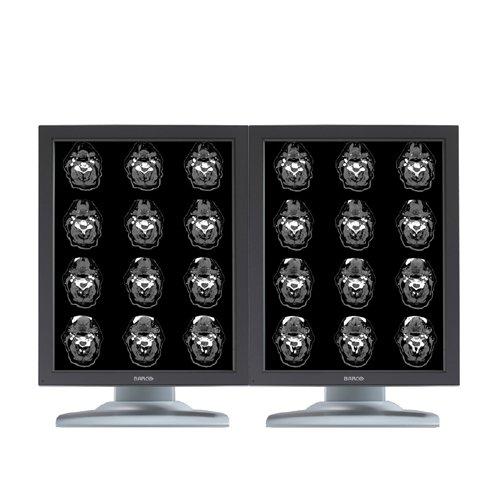 Medical Grade Lcd - Barco Nio MDNG-2121 2MP Grayscale Medical LCD Monitor
