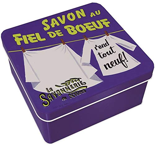 La Savonnerie de Nyons Soap Stain Remover 100 Grams, Multi-Colour, One Size La Savonnerie de Nyons_30551