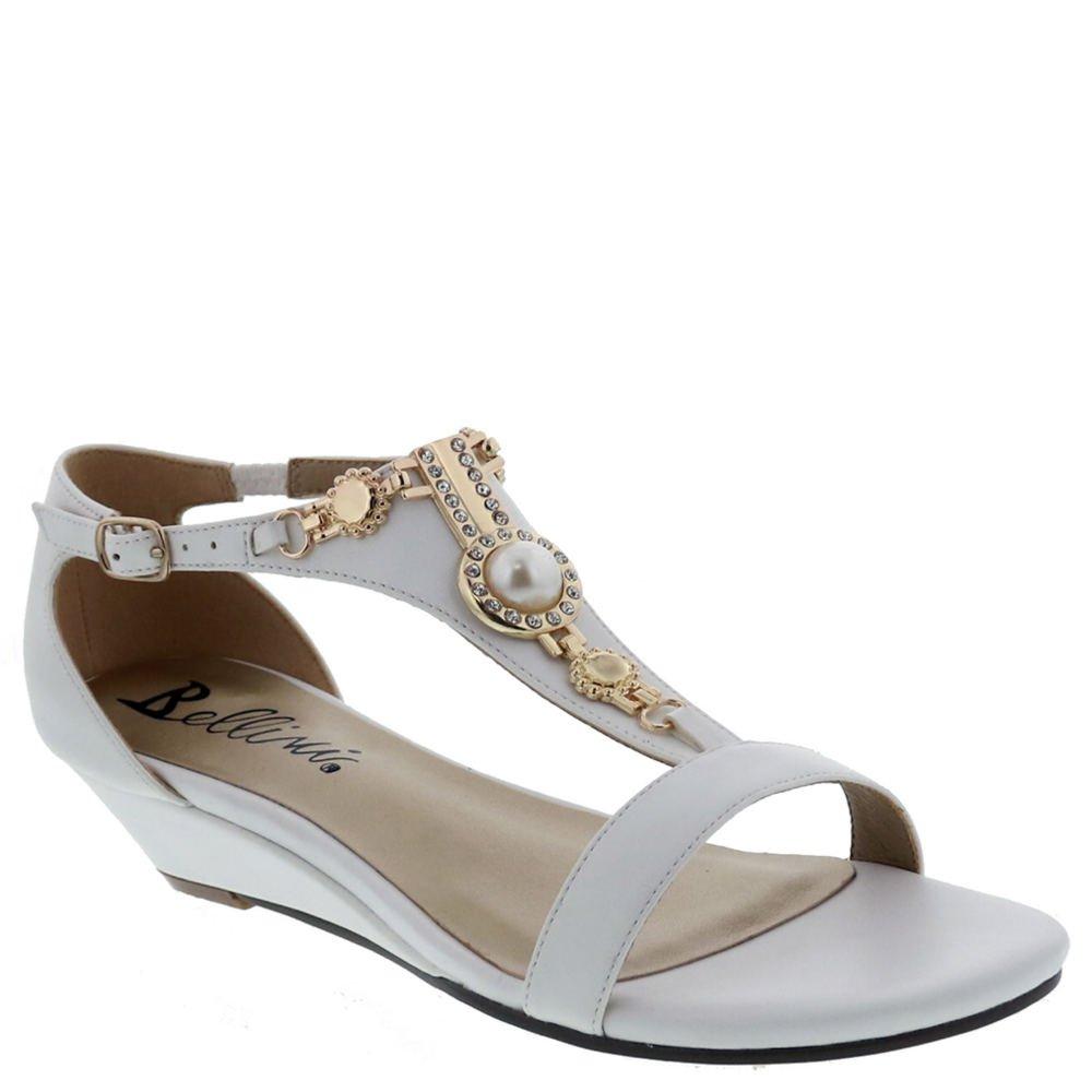 Bellini Lynn Women's Sandal B078YZVN9Q 10 C/D US|White