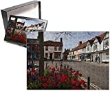 Photo Jigsaw Puzzle of Market Hill, Woodbridge, Suffolk, England, United Kingdom, Europe