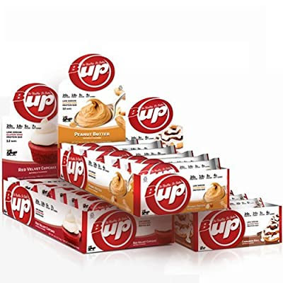 B-UP Protein/Nutritional Bar