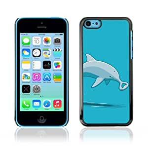 Designer Depo Hard Protection Case for Samsung Galaxy Note 3 N9000 / Bottlenose Dolphin