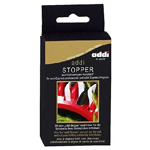 New Improved Version Of addi Express Professional Knitting Machine Extended Edition With Improved Row Counter, Pattern Book, Express Hook, Replacement Needles and 2 Stopper by addi (Image #6)