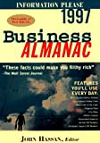 1997 Information Please Business Almanac and Sourcebook, Seth Godin, 0395828511