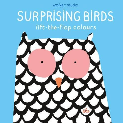 Surprising Birds: Lift-the-Flap Colours (Walker Studio) by Walker Books Ltd